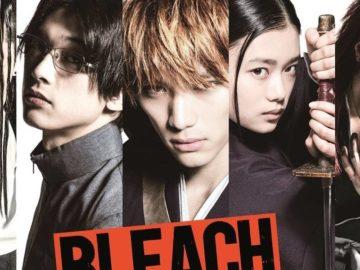 Filme live action do anime Bleach vai estrear na Netflix 4