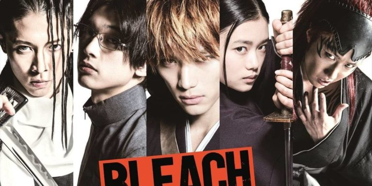 Filme live action do anime Bleach vai estrear na Netflix 1