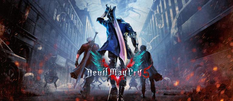 Edição limitada de Devil May Cry 5 custa $8 mil dólares 1