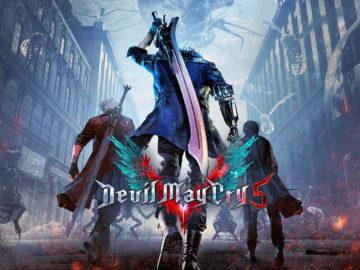 Devil May Cry 5 o melhor jogo da BGS 2018 6