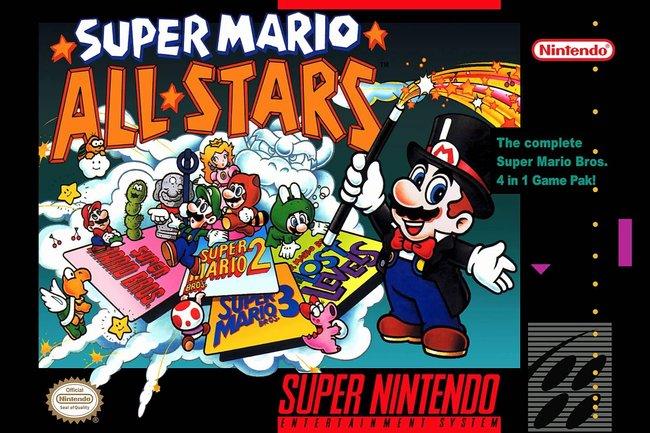 Entre o Top 5 de jogos mais vendidos do SNES qual é o melhor? 12