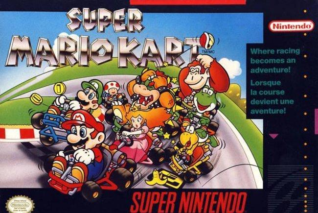 Entre o Top 5 de jogos mais vendidos do SNES qual é o melhor? 10