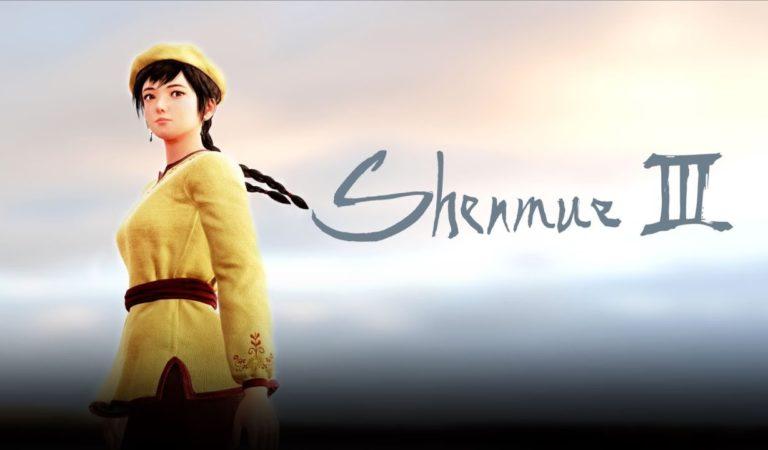 Shenmue III finalmente recebe data de lançamento