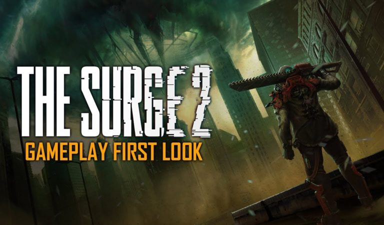 Novo gameplay de The Surge 2 para a Gamescom 2018