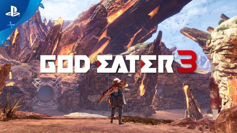 God Eater 3 recebe data de lançamento no Japão | Novo trailer 1