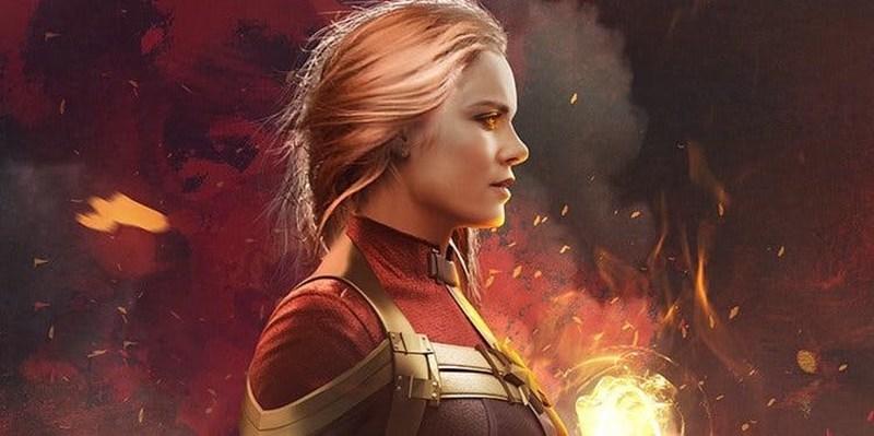 Capita Marvel Confira As Primeiras Fotos Do Filme