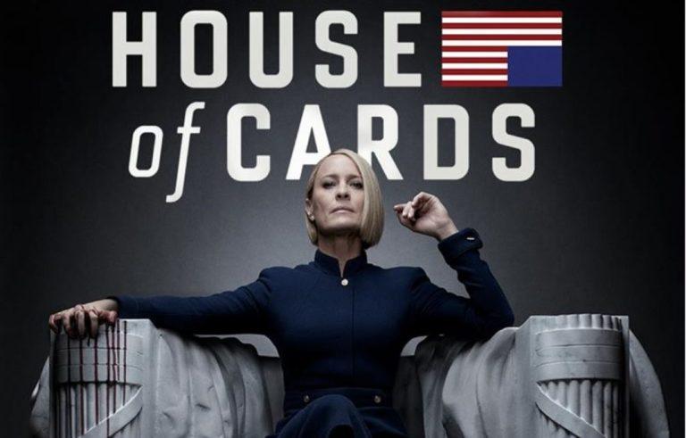 A Netflix divulgou o trailer da última temporada de house of Cards 1