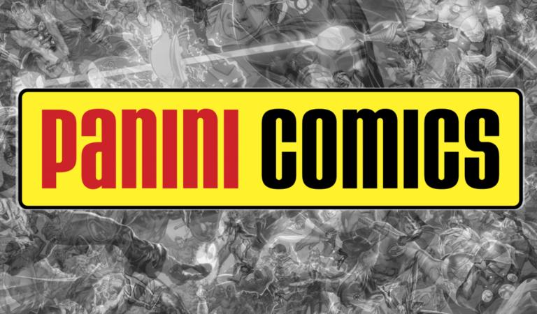 Panini anuncia lançamentos para o segundo semestre