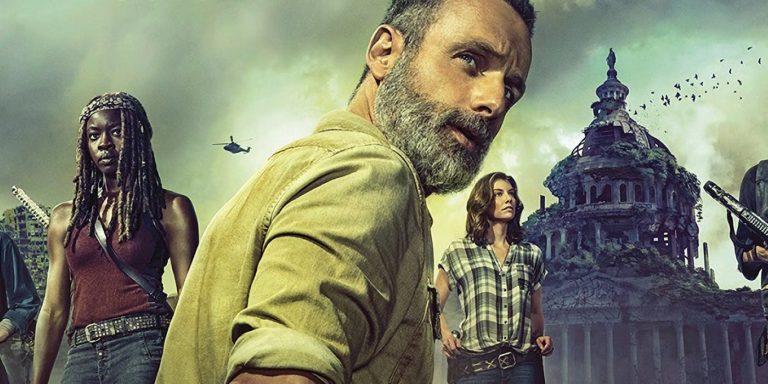 Novo teaser bombástico de The Walking Dead : o fim de Rick 1