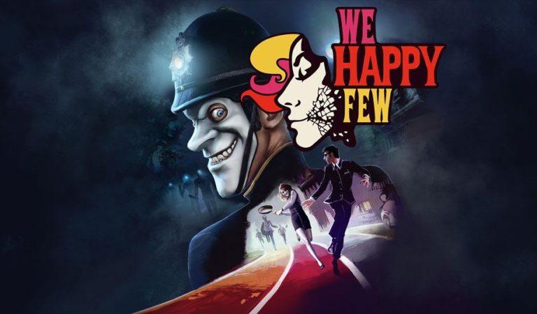 Review: We Happy Few, um mundo distópico com boas ideias mas que falha na execução
