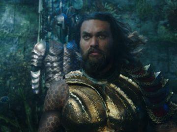 De acordo com projeções Aquaman será a maior bilheteria da DC desde Cavaleiro das Trevas 11