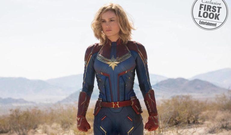Confira o novo comercial de Tv do filme da Capitã Marvel