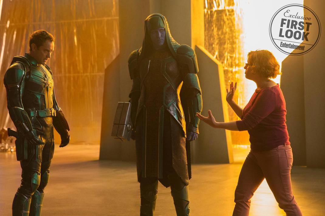 Capitã Marvel | Confira as primeiras fotos do filme 7
