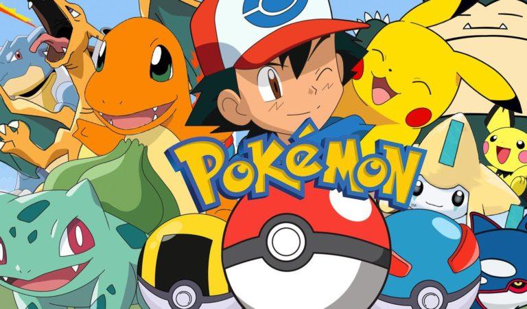Novo Filme de Pokemon será lançado em 2020