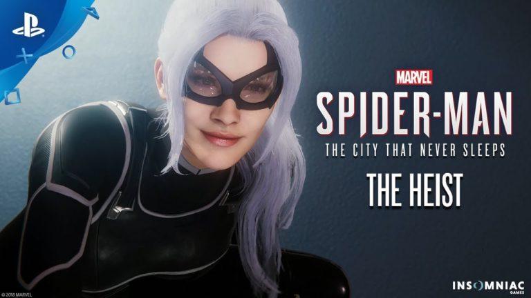 DLC The City that Never Sleeps de Spider-Man recebe o seu primeiro trailer 1