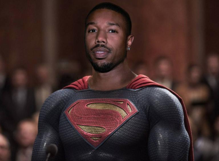 Rumor : Michael B. Jordan pode ser o novo Superman 1
