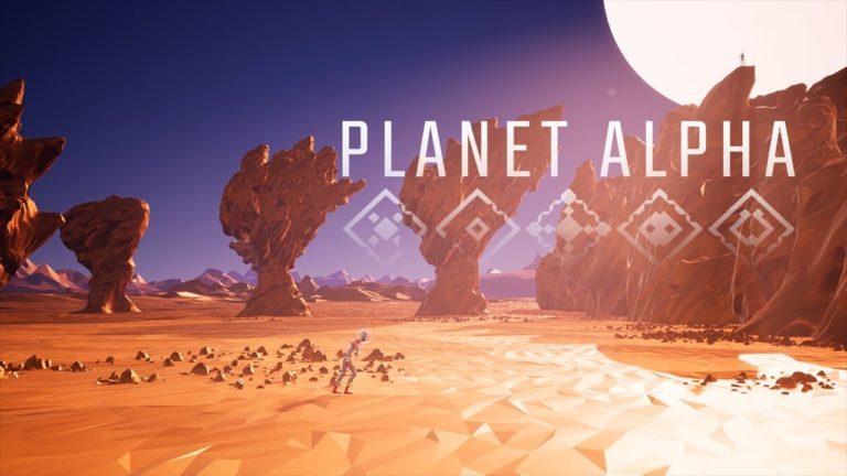 Planet Alpha já está disponível para PS4, Xbox One, Switch e PC | Trailer de lançamento 1