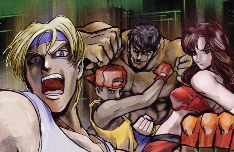 Retrô Game - Street of Rage 2 1
