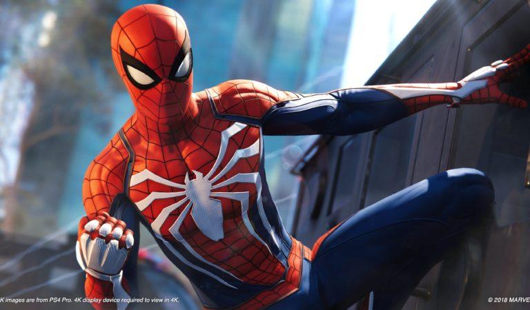 Spider Man vai receber New Game+ e nova dificuldade