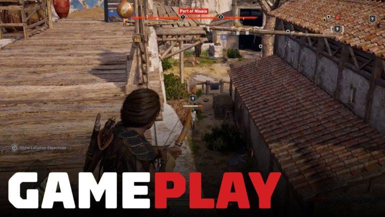Veja diversos vídeos com gameplay de Assassin's Creed Odyssey 1