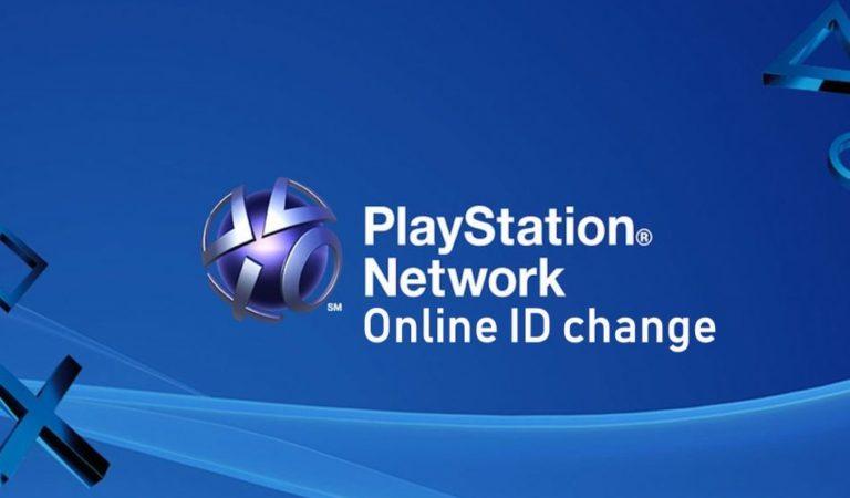 Função de troca de nome está liberada no PS4