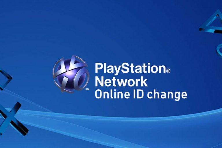 Função de troca de nome está liberada no PS4 1