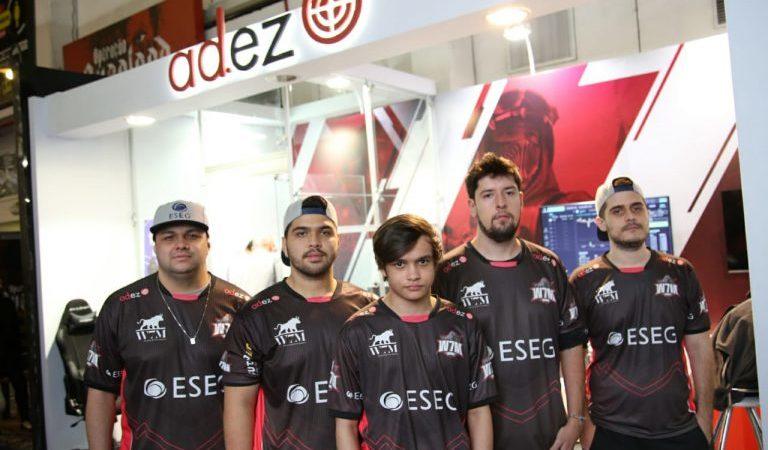 Brasil Game Show : Campeonatos