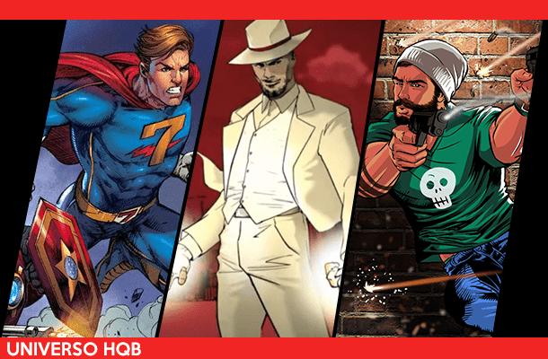 Existe rivalidade no mercado nacional de quadrinhos?