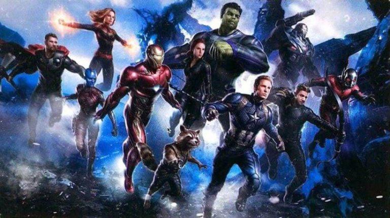 Primeiro trailer de Vingadores 4 deve ser lançado em breve 1