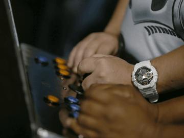 Conheça a Arena Arcade da Brasil Game Show 5