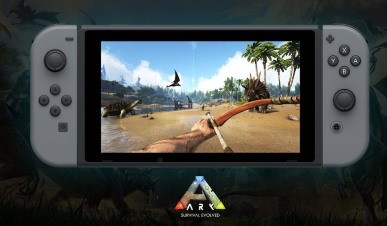 ARK: Survival Evolved ganha data de lançamento no Nintendo Switch