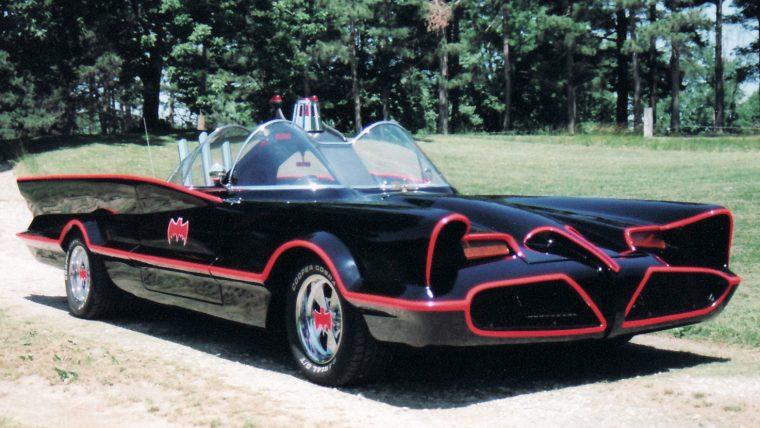 Batmóvel clássico vai aparecer no filme do Coringa 1