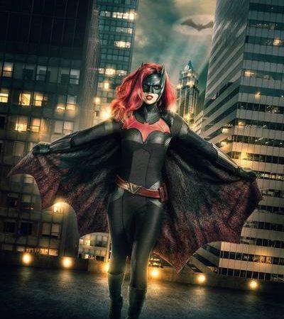 Primeira imagem da série Batwoman