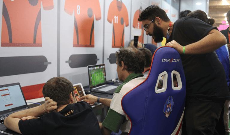 BGS 2018 : Brasil Game Jam
