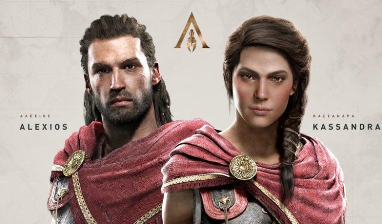 Ubisoft anuncia dubladores de Assassin's Creed: Odyssey