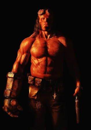 Divulgado Cartz do novo filme de Hellboy