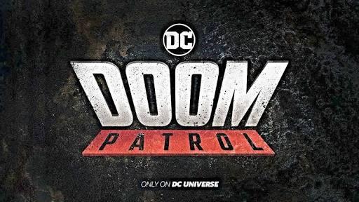 Primeira imagem da nova série da Dc, Patrulha do Destino 1