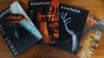 Panini lança box com coleção completa deSandmanem comemoração aos 25 anos do selo Vertigo 1