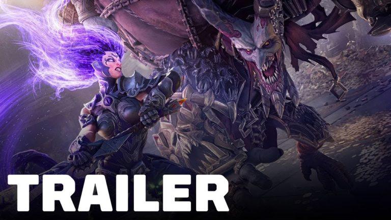 Veja o novo trailer de Darksiders III | Force Fury 1