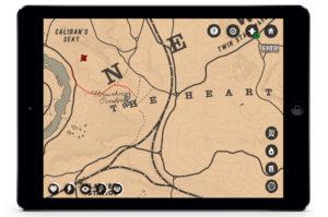Anunciado aplicativo de Red Dead Redemption 2 4