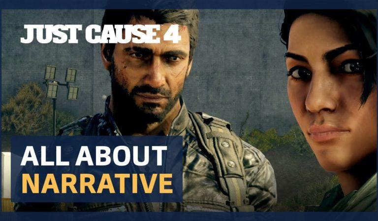 Novo trailer deJust Cause 4 | Focado na narrativa do game