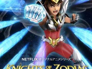Confirmado dublagem oficial de Saint Seiya da Netflix. 6