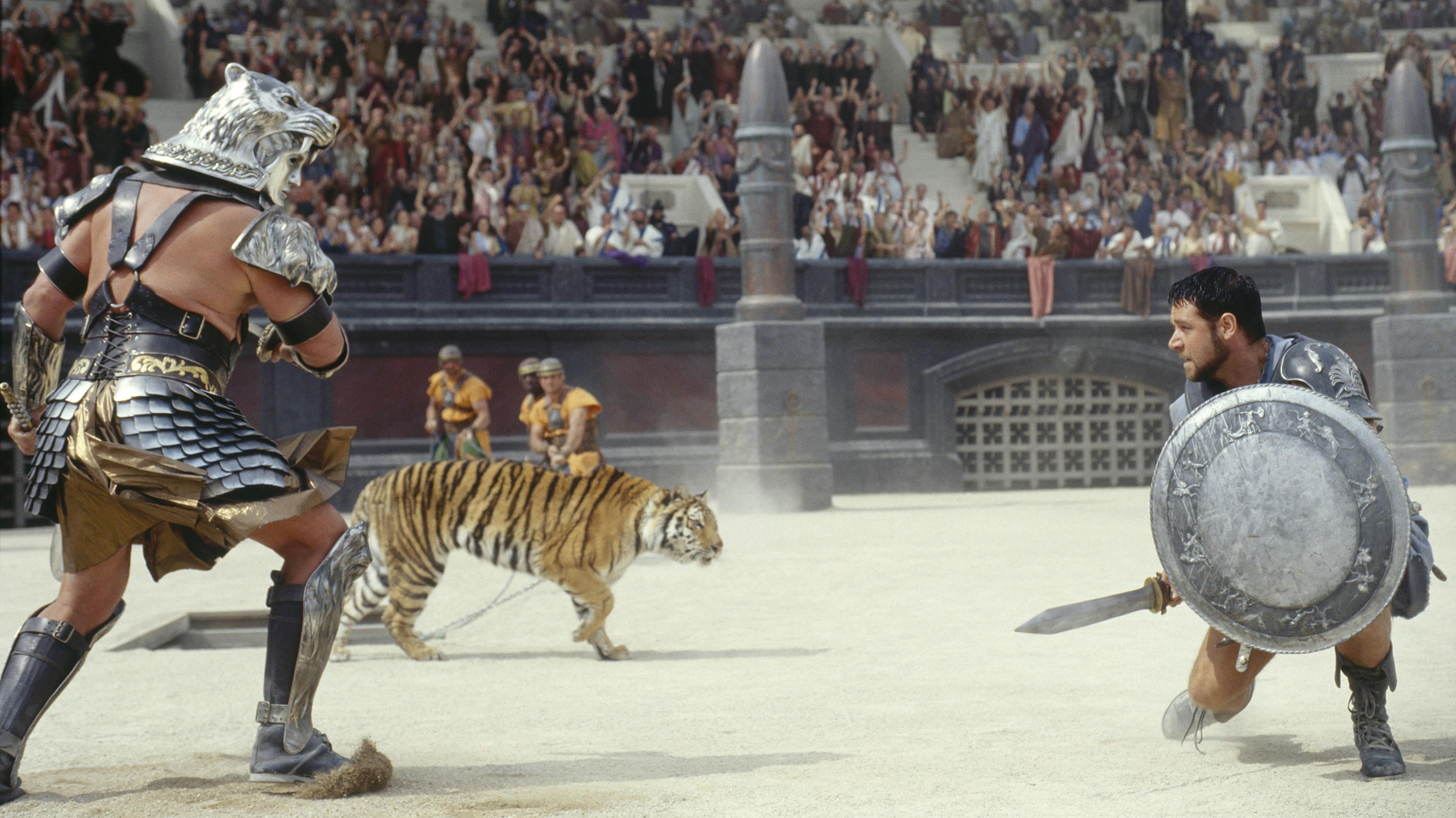 Gladiador | Clássico ganhará continuação produzida por Ridley Scott! 4