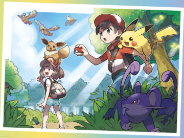 Pokemon Let's Go Pikachu e Eevee - Review 4