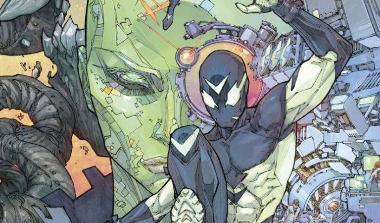 Sideways, DC cancela HQ do super-Herói