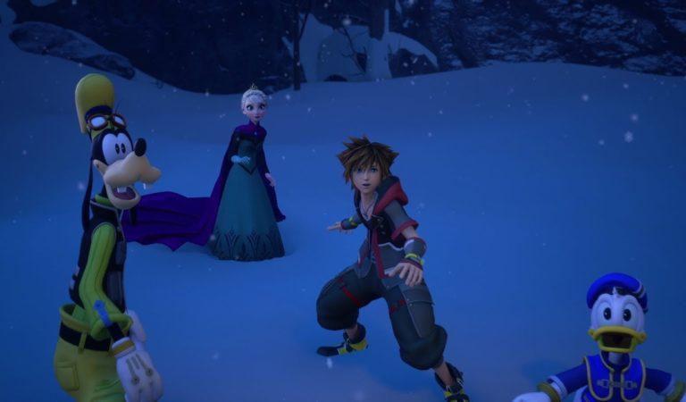 Confira o novo trailer de Kingdom Hearts 3