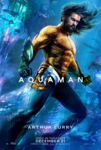 Confira novos pôsteres do filme do Aquaman 4