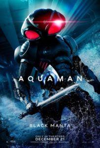 Confira novos pôsteres do filme do Aquaman 5