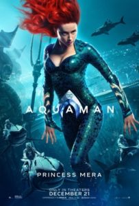 Confira novos pôsteres do filme do Aquaman 6