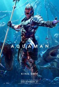 Confira novos pôsteres do filme do Aquaman 8